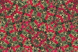 Intricate Modern Abstract Geometric Pattern