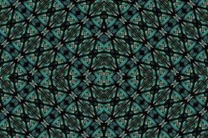 Intricate Geometric Modern Seamless Pattern