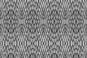 Intersecting Geometric Seamless Pattern