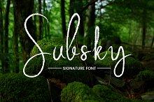 Subsky