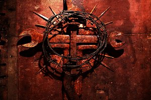 Old Rusty Cross