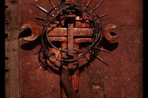 Old Rusty Cross