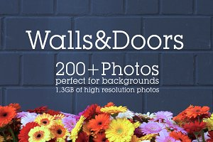 Walls&Doors Photo Bundle