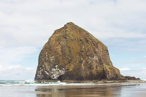 Haystack at Cannon Beach II