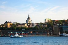 Stockholm: the capital of Sweden