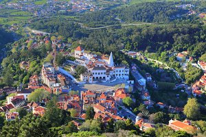 Sintra, Castle of the Moors