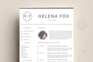 Resume Template | Clarity