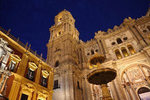 Malaga Central Cathedral
