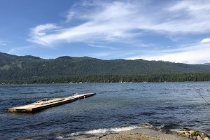 Lake Wenatchee Summer Water