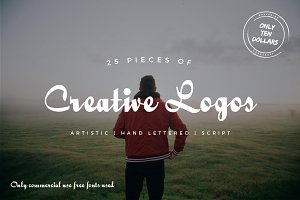 Oslo - 25 Creative Artistic Logos