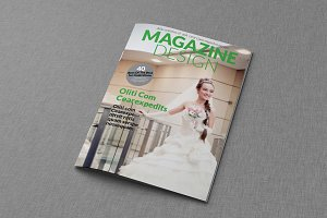Magazine/Editorial Template 02