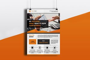 Corporate Flyer Template - V810