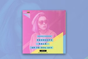 Product Sale Instagram Banner