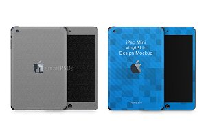 Apple iPad Mini 1-2 Tablet Skin