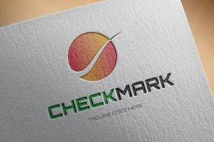 Checkmark Logo Template