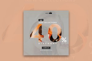 New Collection Discount Banner