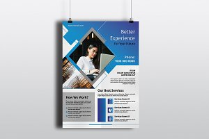 Corporate Flyer Template - V811