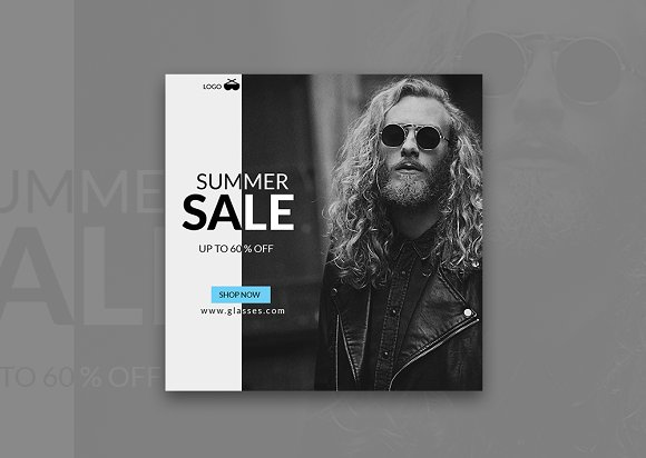 Summer Sale Shop Now Banner
