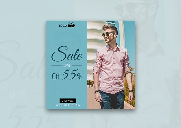 Sale Off Instagram Banner