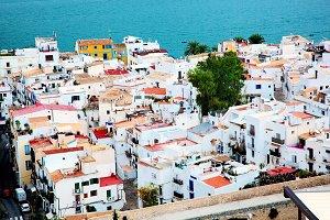 Architecture of Ibiza
