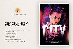 City Club Night