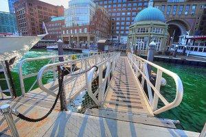 Boston Harbor boat tours