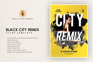 Black City Remix