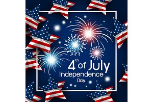 4th of july happy independence day