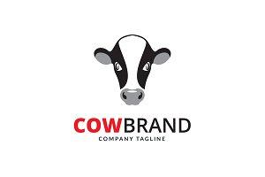Cow Brand Logo