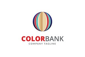 Color Bank Logo