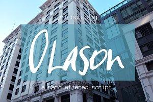 Olason Font