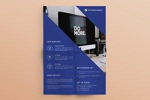 Tech Company Flyer