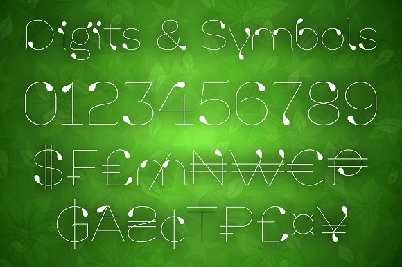 Lavina 4F in Display Fonts - product preview 3