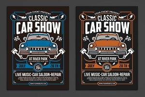 Classic Car Show Event