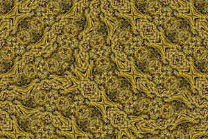 Ethnic Intricate Ornate Seamless Pattern