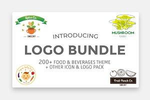 Food & Drink Big Logo Pack + Bonus