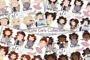 Collection Cute Girls Activities