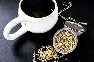 Ayurvedic Fennel Tea
