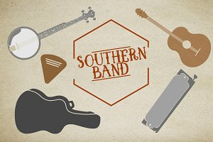 Southern Band Musical Instruments
