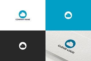 Cloud logo design | Free UPDATE