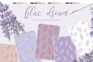 Lilac Dream + Instagram Templates