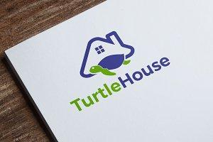 Turte House Logo Template
