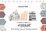 Hygge Clipart Collection