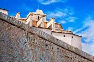 Old city of Ibiza - Eivissa