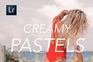 Creamy Pastels | Blogger Presets