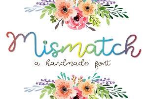 Mismatch - Cool classy elegant font