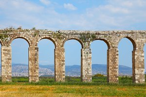 Antique aqueduct