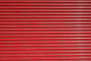 red steel metal texture background
