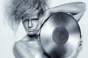 Silver Woman