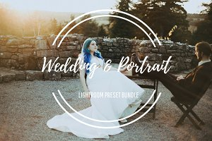 Wedding & Portrait Lightroom Presets